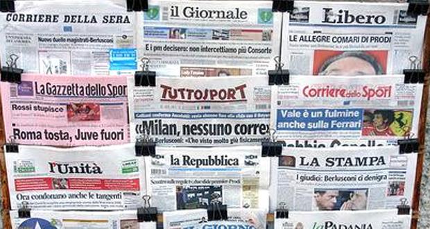 ΕΣΗΕΑ κατά Ιταλίας για την κατάργηση της κρατικής διαφήμισης στον Τύπο