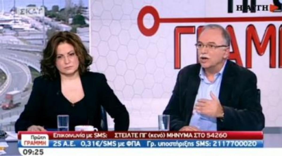 Πολύ ΣΥΡΙΖΑ, λίγο κυβέρνηση στα κανάλια το 2017!