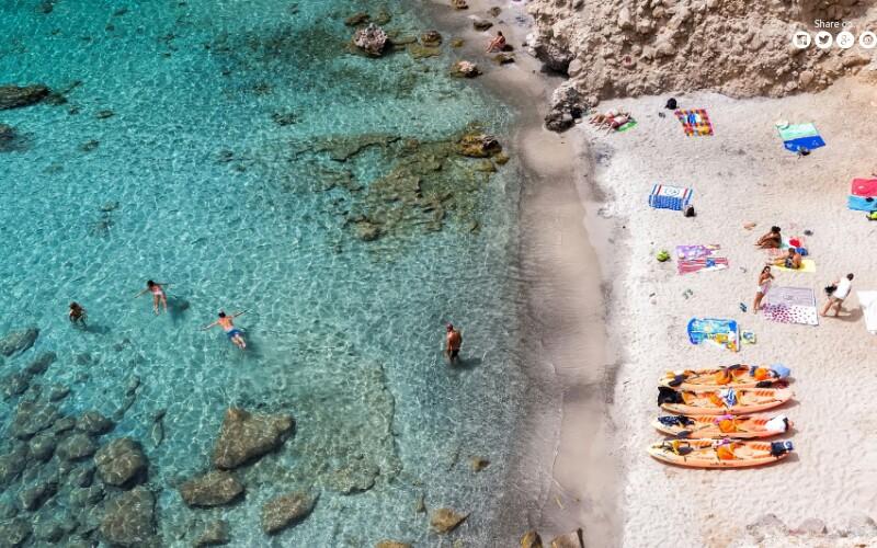 ΜΗΛΟΣ: Στο νησί της Αφροδίτης (εικόνες)