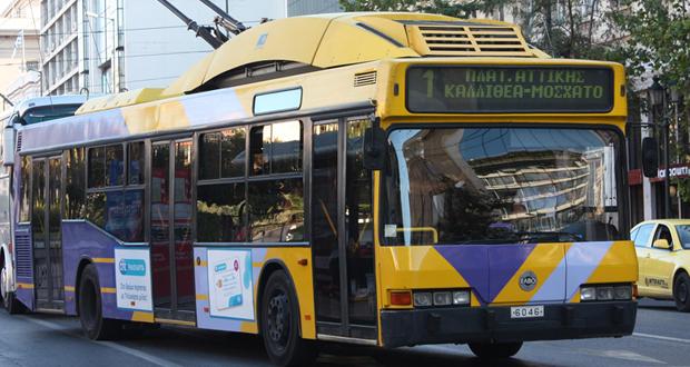 «Χειρόφρενο» τραβούν την Τρίτη 18 Φεβρουαρίου, λεωφορεία, τρόλεϊ, τραμ και μετρό
