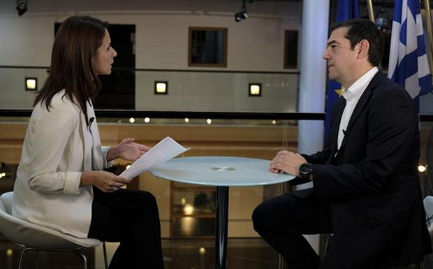 Η πρώτη μεταμνημονιακή συνέντευξη του Αλέξη Τσίπρα (βίντεο)