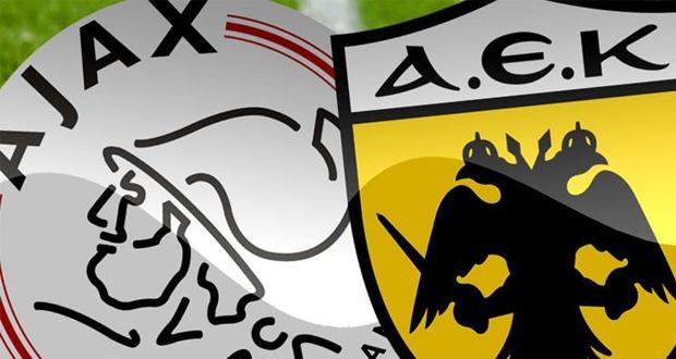 Live: Άγιαξ-ΑΕΚ  Champions League