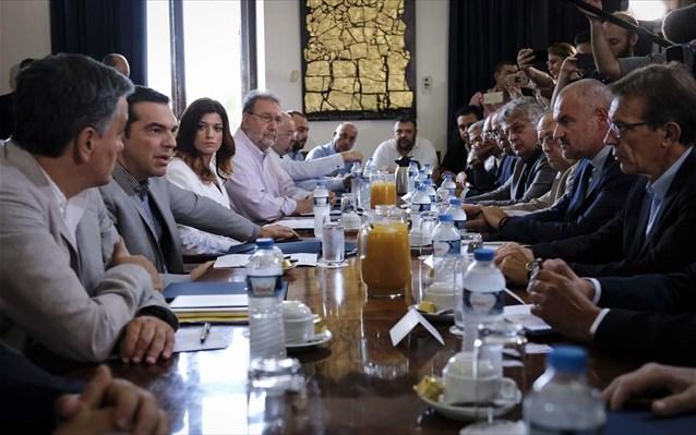 Αλ. Τσίπρας: Η προσπάθεια της χώρας δεν ολοκληρώθηκε με την έξοδο από τα μνημόνια