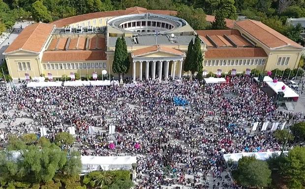 Κυριακή 7 Οκτωβρίου 2018 το 10ο Greece Race for the Cure®