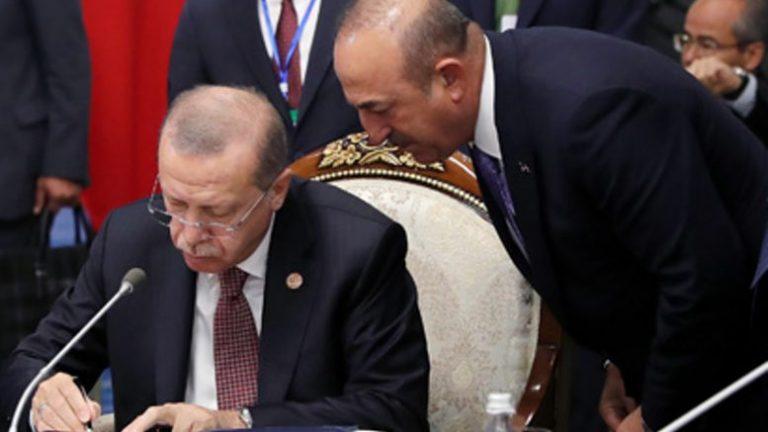 Ερντογάν: Ζήτημα λεπτών να φτάσουμε στην Κύπρο