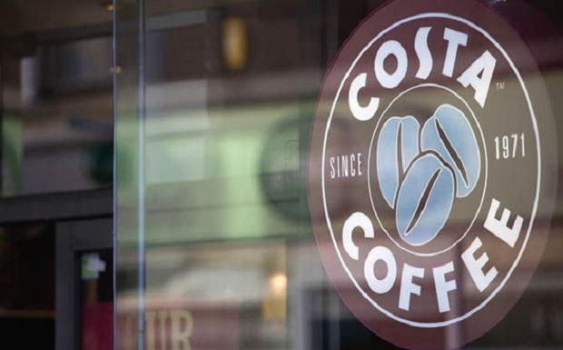 Η εταιρεία Whitbread αγόρασε το 1995 στη Βρετανία την αλυσίδα καφέ Costa για 19 εκατ. λίρες