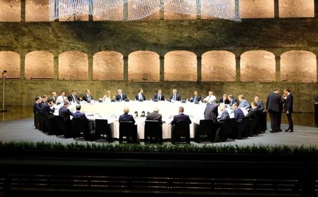 Στιγμιότυπα από την Άτυπη Σύνοδο Κορυφής – Οι συναντήσεις του πρωθυπουργού