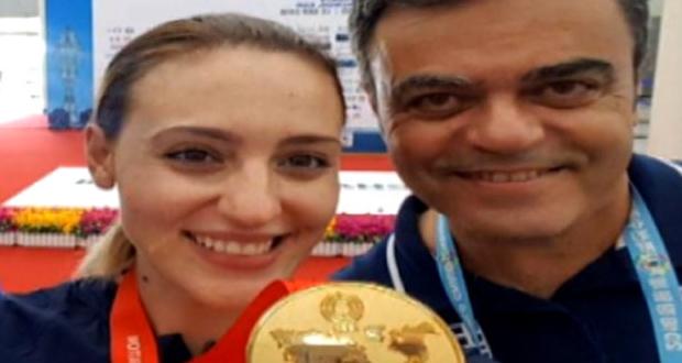 Παγκόσμια πρωταθλήτρια η 'Aννα Κορακάκη – «Eισιτήριο» για Τόκιο 2020 (βίντεο)
