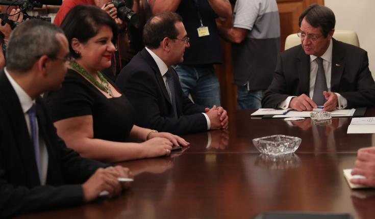 Υπογράφεται σήμερα η διακρατική συμφωνία για τον αγωγό μεταφοράς φυσικού αερίου στην Αίγυπτο