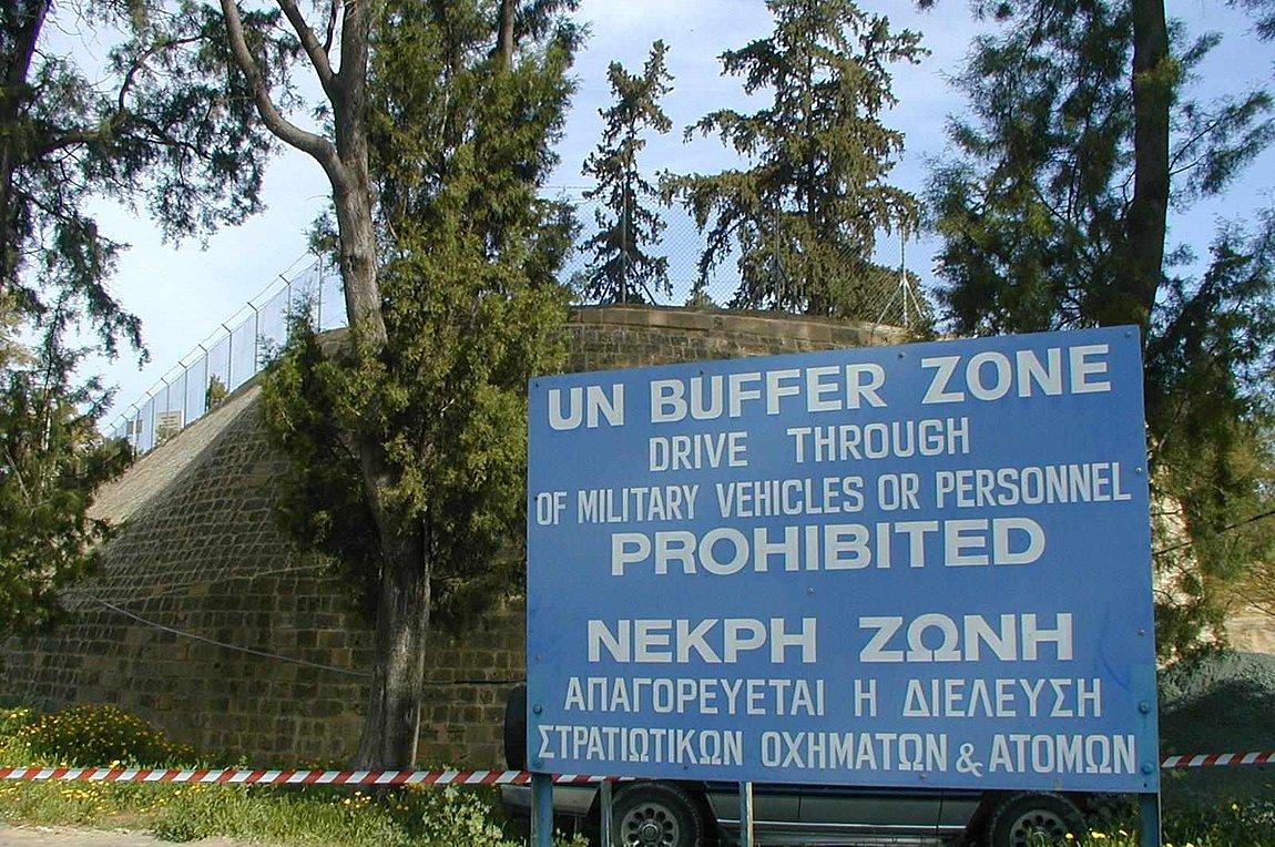 Συνελήφθησαν δύο Ελληνοκύπριοι από τον κατοχικό στρατό κοντά στην κατεχόμενη Αμμόχωστο