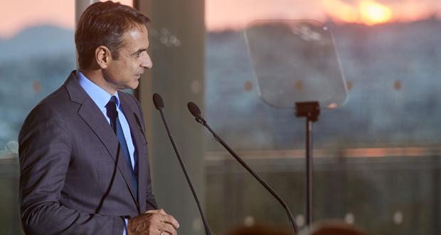 Μητσοτάκης: Η Ελλάδα θα πάει μπροστά με τους πιο άξιους και με ισχυρή κυβέρνηση