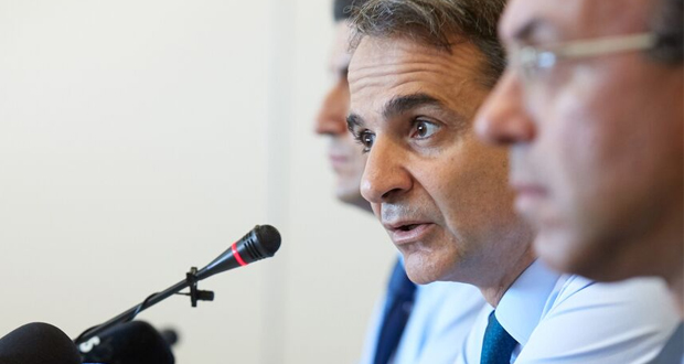 Kυρ. Mητσοτάκης: Μην μπει στον κόπο ο Τσίπρας να νομοθετήσει πακέτο παροχών – Οι δεσμεύσεις της κυβέρνησης τελειώνουν την ημέρα εκλογών (βίντεο)