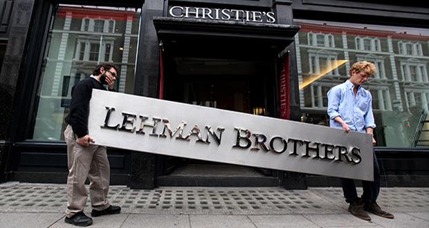 Τρισεκατομμύρια κόστισε σε όλο τον κόσμο  η Lehman Brothers!