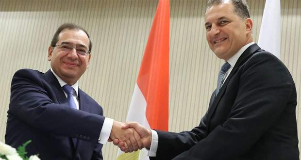 Επεσαν οι υπογραφές Κύπρου–Αιγύπτου για τον αγωγό φυσικού αερίου (βίντεο)