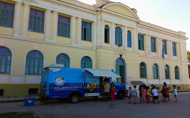 Σε Τζια και Νέα Αρτάκη τον Σεπτέμβριο το Πρόγραμμα ΟΠΑΠ στη Γειτονιά