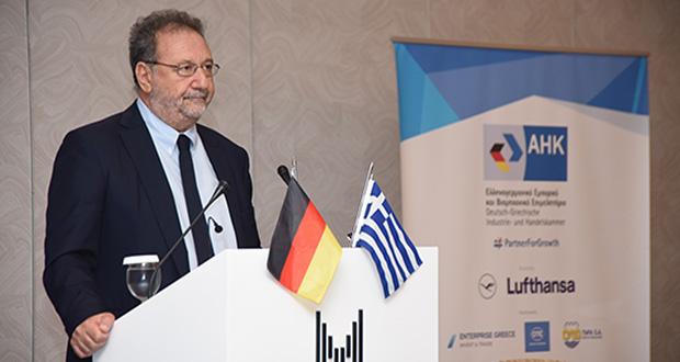 Ο μεταποιητικός τομέας μοχλός ανάπτυξης και ανταγωνιστικότητας της ελληνικής οικονομίας