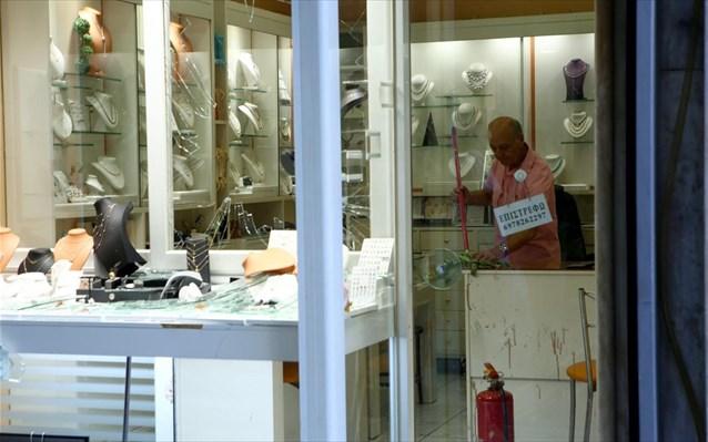 Ποινική δίωξη εναντίον του κοσμηματοπώλη στο κέντρο της Αθήνας