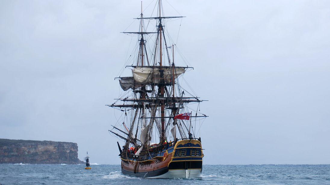 Βρέθηκε το Endeavour του Κάπταιν Κουκ;