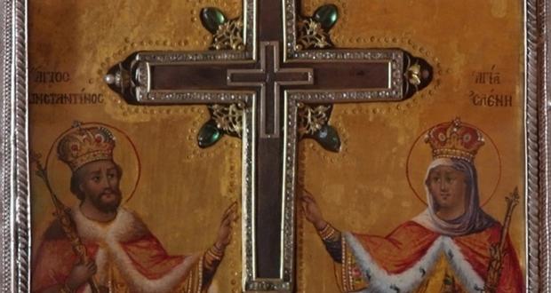 Χ. Ταλιαδώρος: «Σήμερον προέρχεται» – Δοξαστικό των Αίνων της Υψώσεως του Τιμίου Σταυρού, Κ. Πρίγγου (ηχητικό)