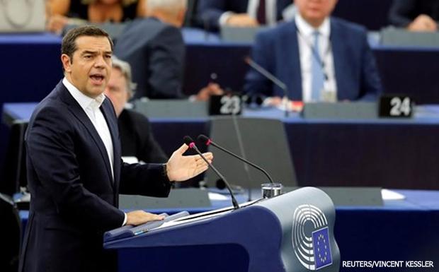 Η ομιλία του Πρωθυπουργού, Αλέξη Τσίπρα, στην Ολομέλεια του Ευρωπαϊκού Κοινοβουλίου (βίντεο)