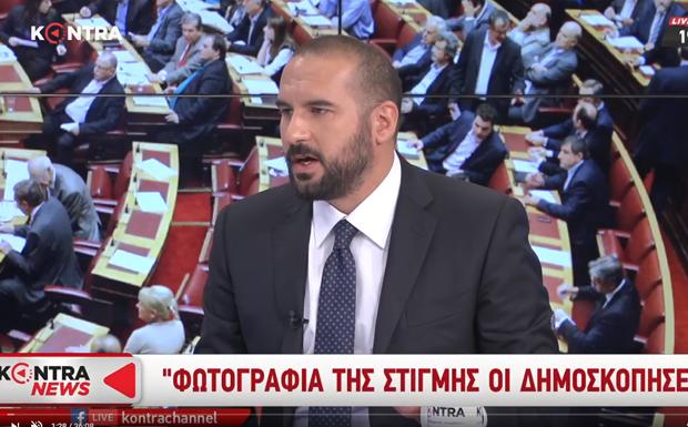 Δ. Τζανακόπουλος: Αισιοδοξία για τις συντάξεις – Θα εξαντλήσουμε την 4ετία (βίντεο)
