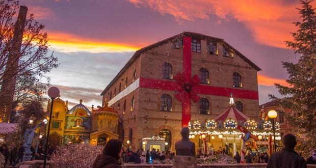 Ο Μύλος των Ξωτικών στα Τρίκαλα  – «Ταξίδι στα Χριστούγεννα του κόσμου»