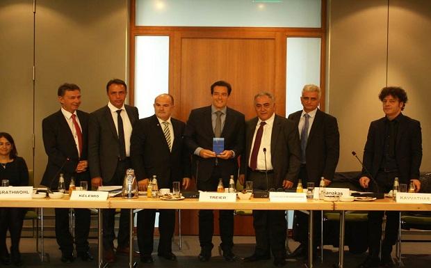 Συνεργασία του ΕΕΑ με την Ένωση Επιμελητηρίων Γερμανίας