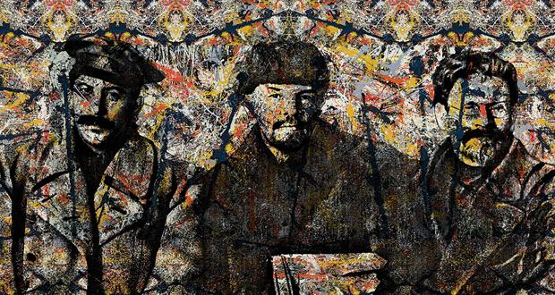 Έκθεση: «Η μνήμη της Επανάστασης. Σύγχρονοι Έλληνες Εικαστικοί»