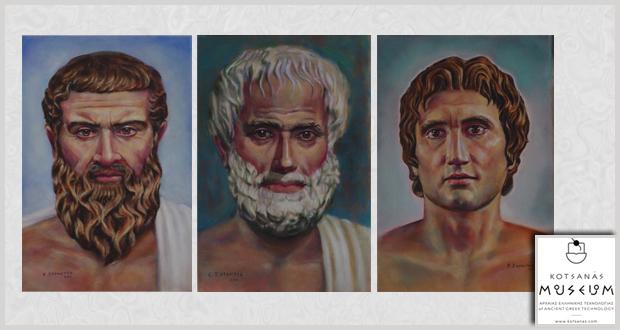 «ΤΟ ΕΝΤΟΣ ΑΓΑΛΜΑ» – Έκθεση πορτρέτων αρχαίων Ελλήνων της Εύης Σαραντέα