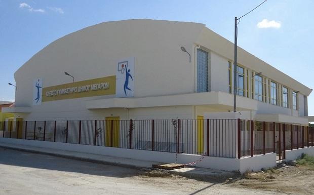 Δήμος Μεγαρέων: Νέο ξύλινο παρκέ στο Κλειστό Γυμναστήριο της περιοχής «Μελί»