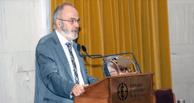 Τιμητική βράβευση στον συγγραφέα-ιστορικό Κώστα Νίγδελη