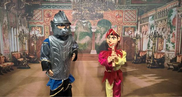 """Θέατρο «ΧΥΤΗΡΙΟ – Σημείο Πολιτισμού»: """"Ο Ιππότης με τη σκουριασμένη πανοπλία"""" του Robert Fisher"""