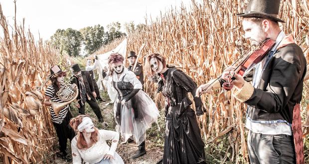 """Συνεργείο Μουσικού Θεάτρου Λάρισας: Το """"Παραμυφικό"""" στην Εναλλακτική Σκηνή ΕΛΣ"""