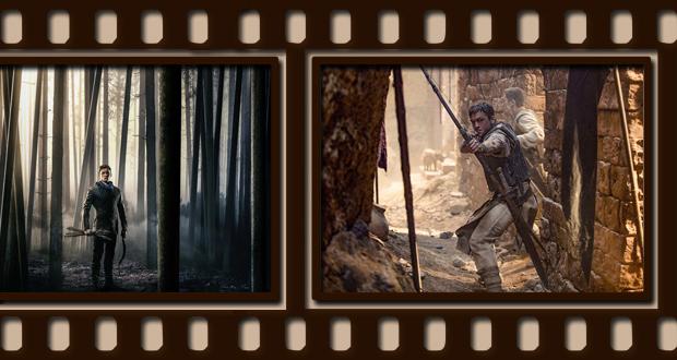 Ρομπέν των Δασών (Robin Hood) (2018) – Ο διασημότερος παράνομος όλων των εποχών επανέρχεται πιο επιθετικός και πιο σκληρός – 2 απολαυστικά τρέιλερ