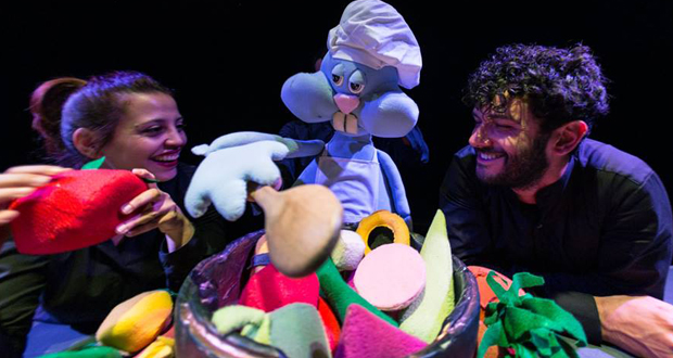 ΜΙΚΡΟ ΧΟΡΝ: Η κουκλοθεατρική, μουσική παράσταση «Ο Αγησίλαγος» του Δημήτρη Μπασλάμ επιστρέφει στην Αθήνα!