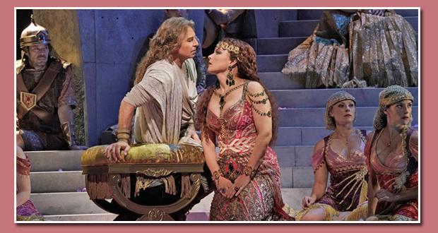 """""""The Met: Live in HD"""" παρουσιάζει το βιβλικό έπος «Σαμψών και Δαλιδά» του Camille Saint – Saens"""