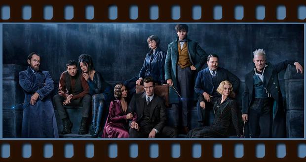 Τα ΦΑΝΤΑΣΤΙΚΑ ΖΩΑ 2 εμφανίζονται το Νοέμβριο στις κινηματογραφικές αίθουσες (Final International Trailer)