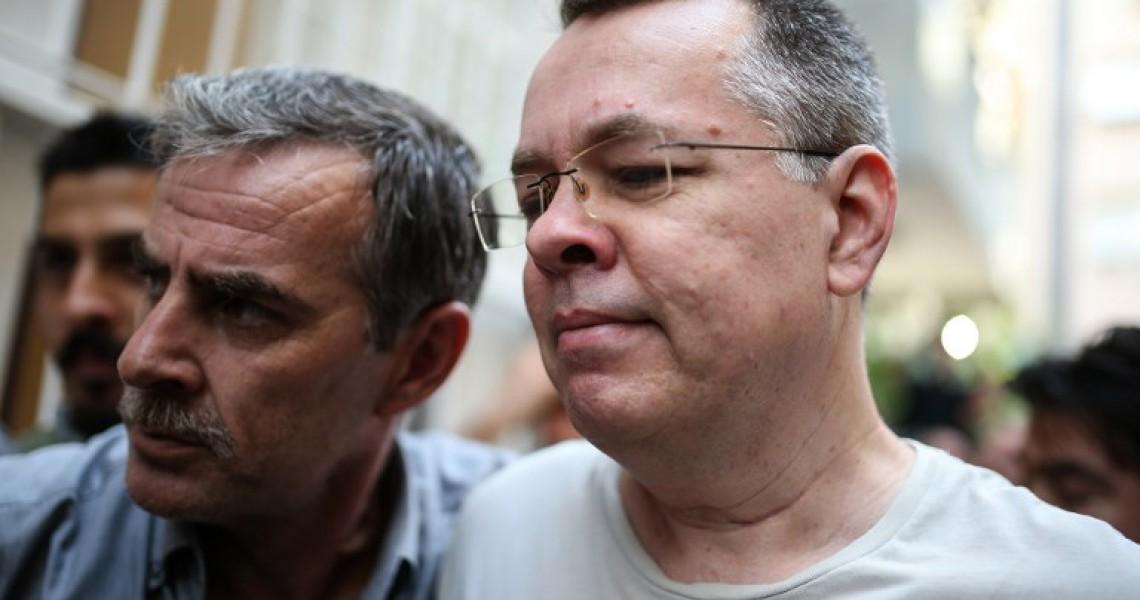 Άγκυρα: Ανεξάρτητη η δικαιοσύνη μας – Αποδεικνύεται από την απελευθέρωση του Μπράνσον
