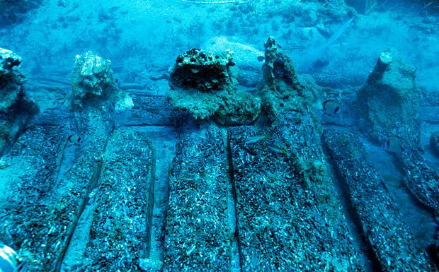 Υποβρύχια Αρχαιολογική Ανασκαφή στο ιστορικό ναυάγιο (1802) «Μέντωρ» στα Κύθηρα