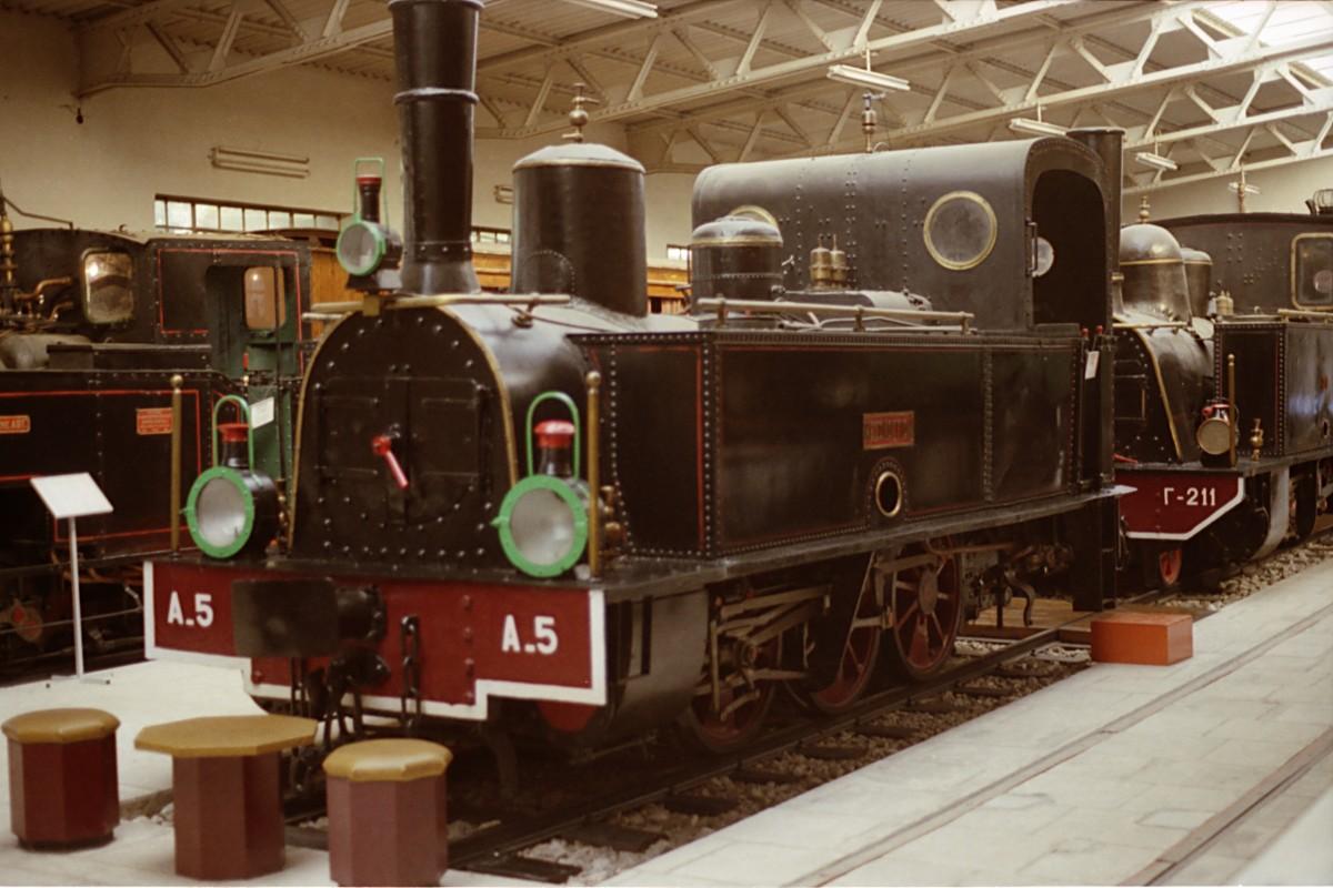 Γιώργος Γαβρίλης: Το νέο Μουσείο Σιδηροδρόμων και όλος ο περιβάλλον χώρος θα αναπλασθεί και θα γίνει χώρος αναψυχής