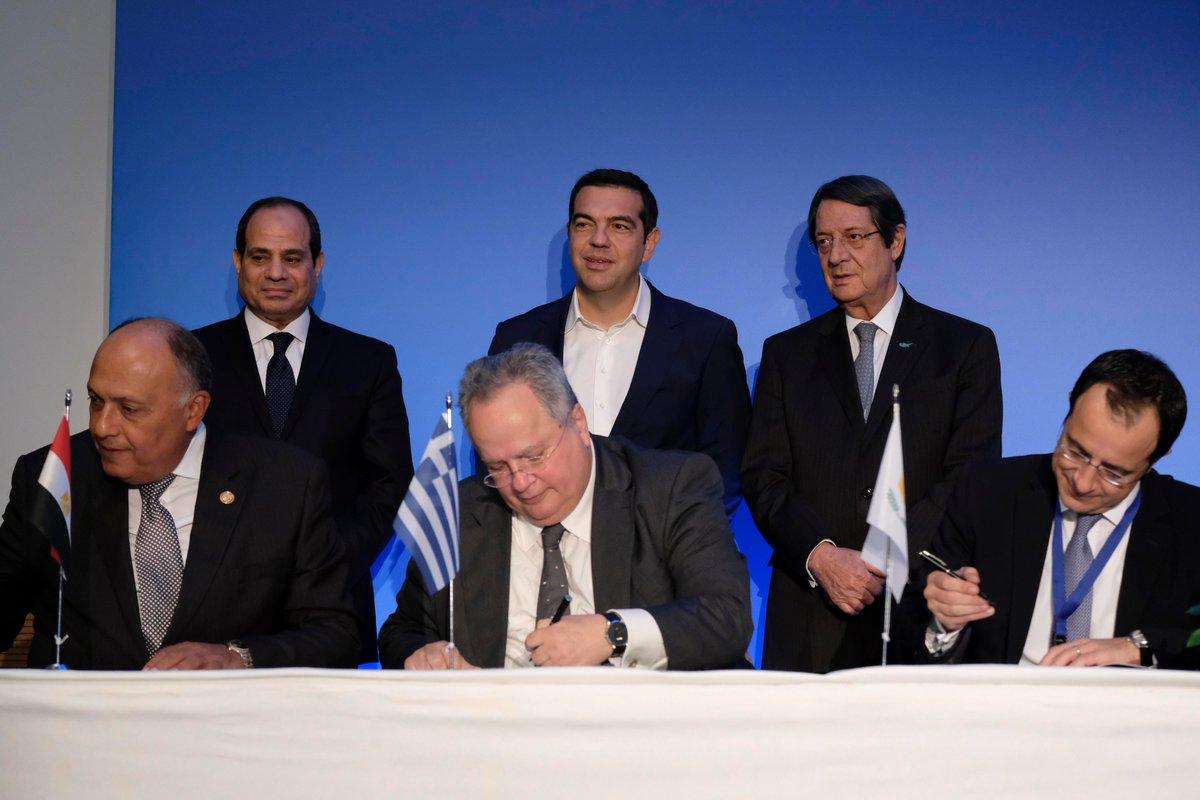 Αλ. Τσίπρας: Κόμβος μεταφοράς αερίου και ηλεκτρικής ενέργειας η Κρήτη