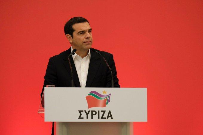 Αλ. Τσίπρας στην Κ.Ε. του ΣΥΡΙΖΑ: Tα δύσκολα τα έχουμε αφήσει πίσω – Εκλογές τον Οκτώβριο του 2019 (βίντεο)