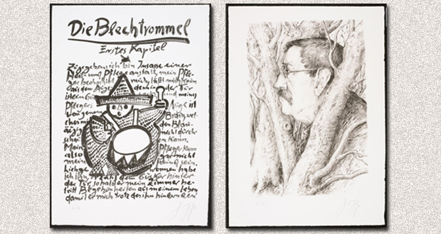 Τελικά γράφω ή σχεδιάζω; – Έκθεση χαρακτικών του Günter Grass