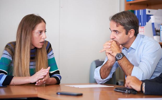 Κυρ. Μητσοτάκης: Εκλογές για να αποφασίσει ο λαός για τη συμφωνία των Πρεσπών