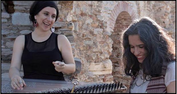 """Η Lamia Bedioui και η Σοφία Λαμπροπούλου παρουσιάζουν: """"Ιστορίες, παραμύθια και τραγούδια από την παράδοση της Τυνησίας"""""""