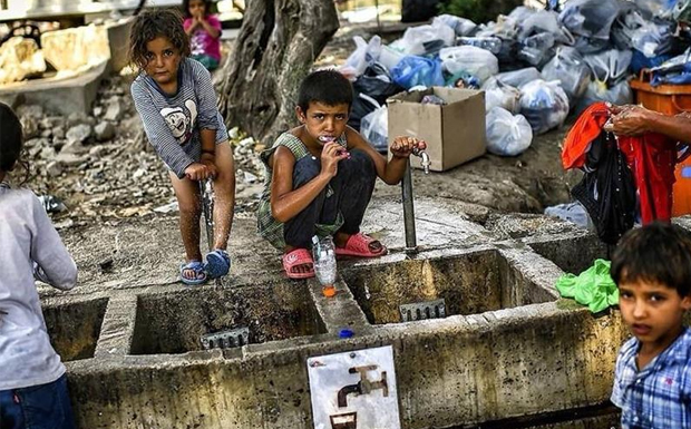 Μάκης Κουρής: H ντροπή της Μόριας δεν μπορεί να συνεχίζεται…