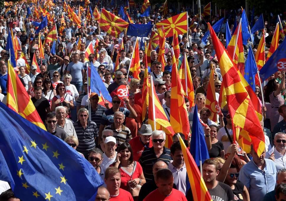 Π. Αδαμίδης: Τα Σκόπια και η Ευρώπη