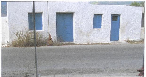 Στο έλεος… της μπουλντόζας παραδοσιακά σπίτια  από τον καιρό της τουρκοκρατίας!