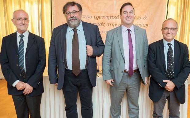 Διεθνής αναγνώριση ελληνικής έρευνας στην αντιμετώπιση των ιών γρίπης και κοινού κρυολογήματος με σκεύασμα τριών κρητικών βοτάνων