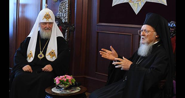 Σε αδιέξοδο η Εκκλησία της Μόσχας για το θέμα της Ουκρανίας